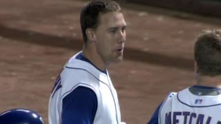 MLB: Murphy brings home the game-winning run