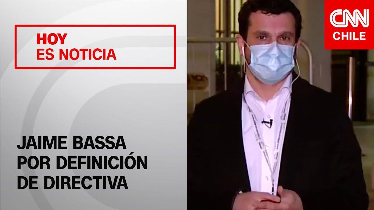 """Bassa: """"En septiembre las comisiones permanentes podrían instalarse a discutir cuestiones de fondo"""""""