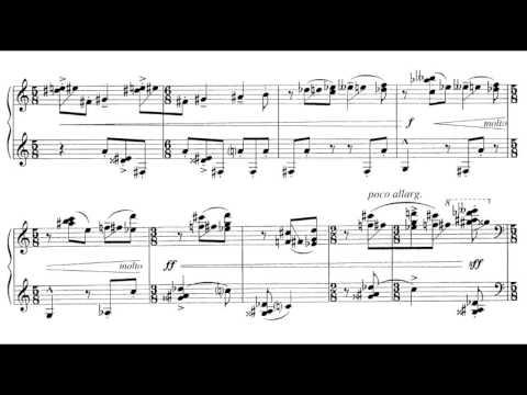 György Ligeti - Capriccio No. 2