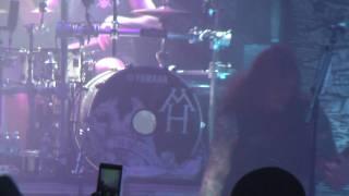 Machine Head Slanderous LIVE Arenan, Stockholm, Sweden 2010-01-30 1080p FULL HD