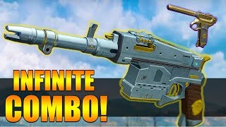 Infinite Ammo Combo! The New Exotic Sturm & Drang! | Destiny 2