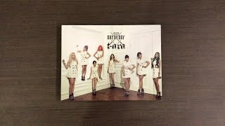 [Unboxing] T-ARA 티아라 6th Mini Album Day by Day