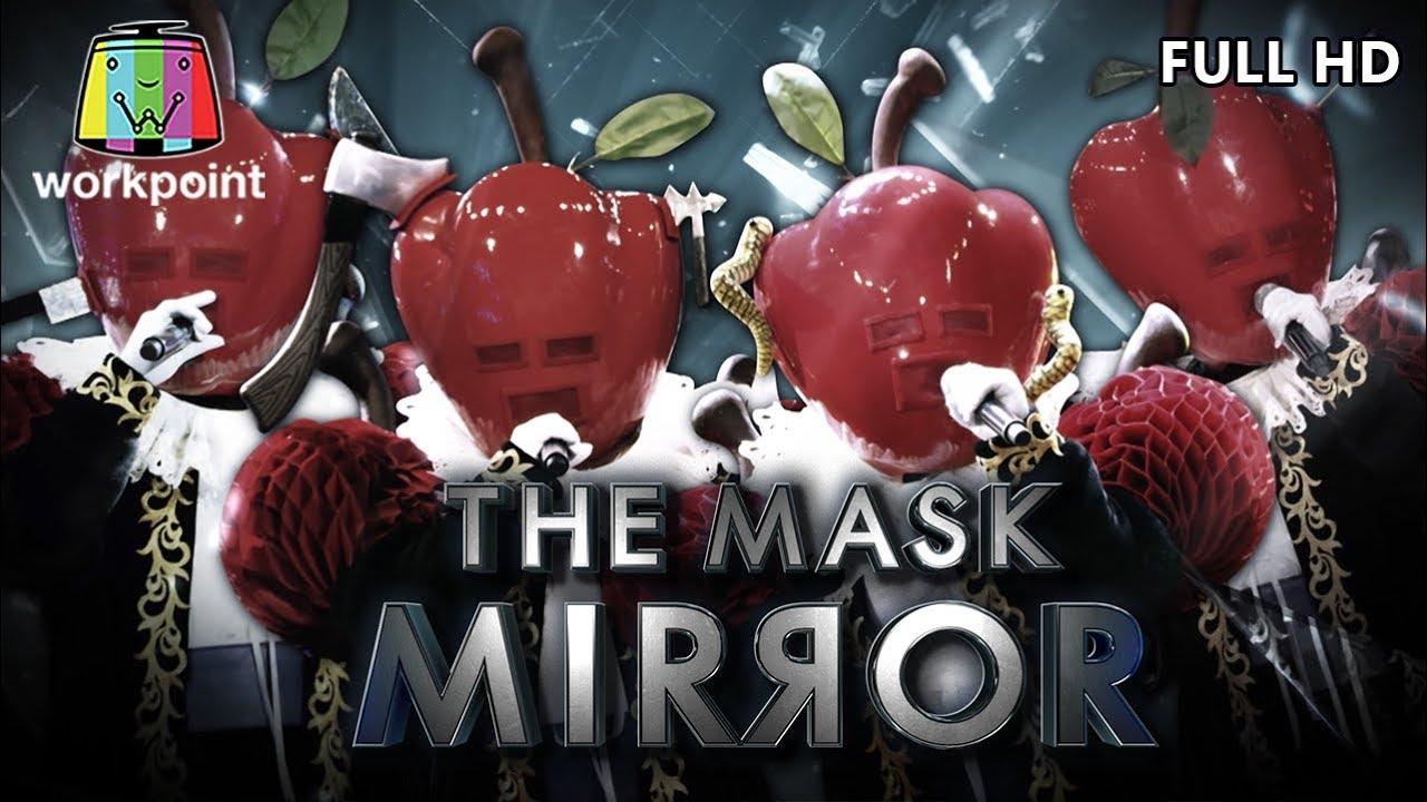 THE MASK MIRROR | EP.08 | 2 ม.ค. 63  Full HD