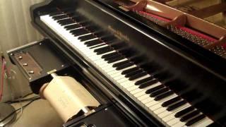 """Ampico Piano Roll """"Fox Trot Medley No. 4""""  p/b Shpman & Lane  aka Frank Milne"""