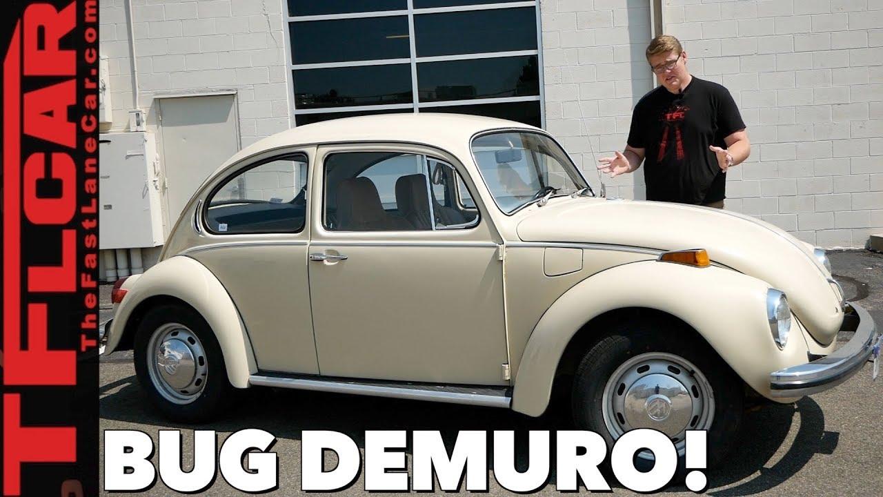 Here S Why Vw Sold Over 21 Million Beetles Bug Demuro Beetle Diaries Ep 9