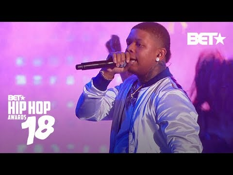 Tex James - Yella Beezy | Hip Hop Awards before gettin shot
