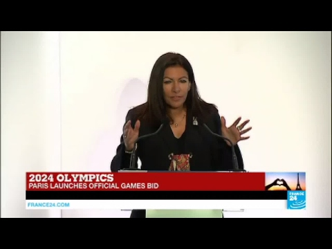 2024 Olympics: Paris' mayor Anne Hidalgo launches official games bid