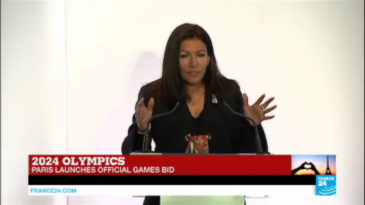 IOC to announce the award of the 2024, 2028 summer Olympic Games