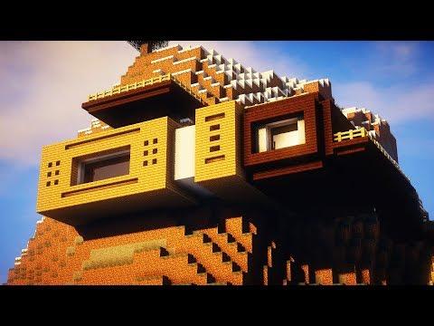 Мультфильм гора дом