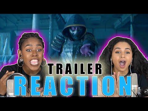 Mortal Kombat 2021 - Reaction! - Imon_Snow