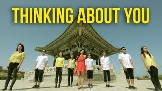Thinking About You [Candy Musik REMIX] ft. Olivia Thai | Official Music Video - Stafaband