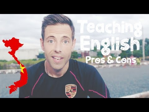 Teaching ENGLISH In Vietnam (PROS And CONS) 🇻🇳