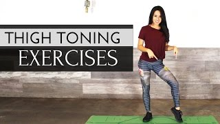 Thigh Burning Workout | Inner and Outer Thigh Toning