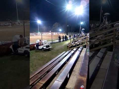 Race Night at I-30 Speedway.