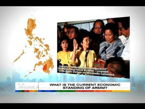 What is the current economic standing of ARMM?
