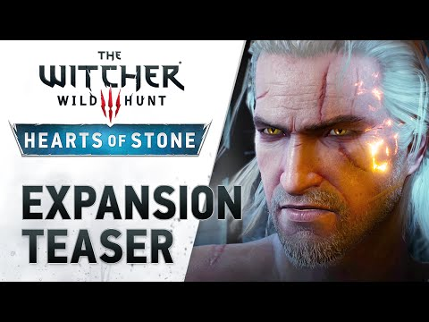 The Witcher 3: Wild Hunt - Hearts of Stone Teaser Trailer