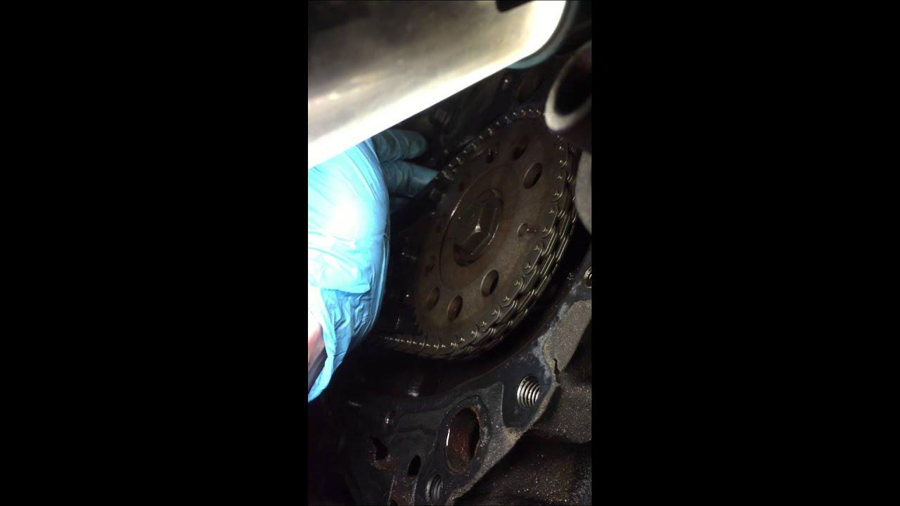 GM 3 4L LA1 V6 loose timing chain