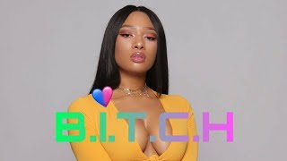 Megan Thee Stallion - B.i.t.c.h (music video)