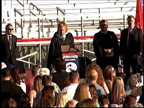 Governor Livingston High School Graduation 2016