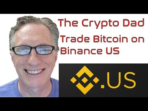 Open A Binance US Bitcoin Trading Account