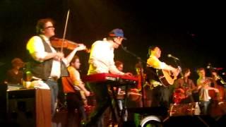 Mumford & Sons/Dawes/Jerry Douglas ~Awake My Soul~ Ryman 3/8/12