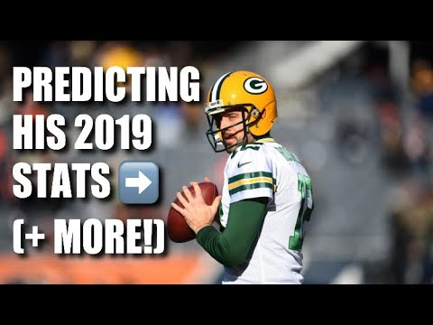 The one stat that explains Aaron Rodgers' season