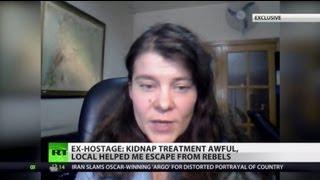 Ex-hostage:
