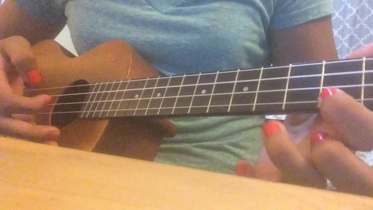 how to play a riff on uke
