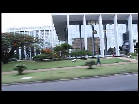 Brasilia y su arquitectura modernista express