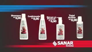 Comercial Rede Sanar de Farmácias