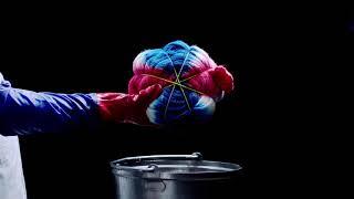 Making Of Tie-Dye - Prada Making Of