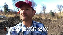 DIY Septic System: PASSED!!! Final Costs