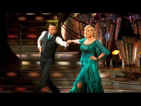 Deborah Meaden & Robin Tango to 'Money Money Money' - Strictly Come Dancing 2013 Week 1 - BBC One