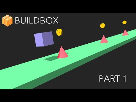 Making A Simple Video Game With Buildbox 3D - Part 1