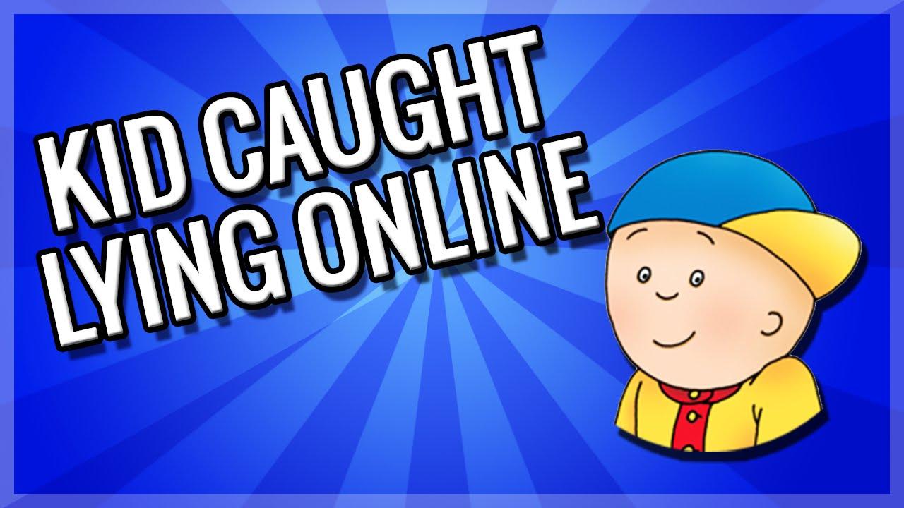 KID CAUGHT LYING ONLINE - GTA 5 TROLLING FUNNY MOMENTS
