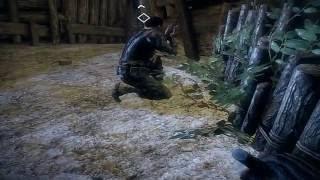 Battlefield Bad Company 2 Bölüm #1.Salla bıçak salla.