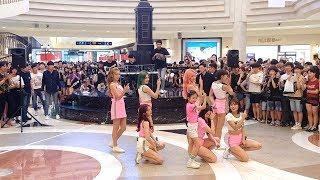 [18.07.08] 모모랜드 (MOMOLAND) X 나하은 (Na Haeun) - BAAM 앵콜 분당 게릴라 공연