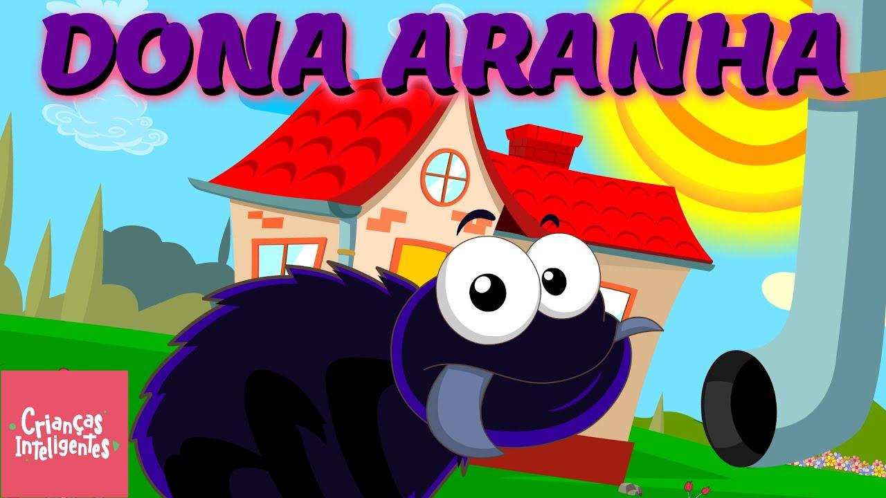 DONA ARANHA - www.criancasinteligentes.com.br