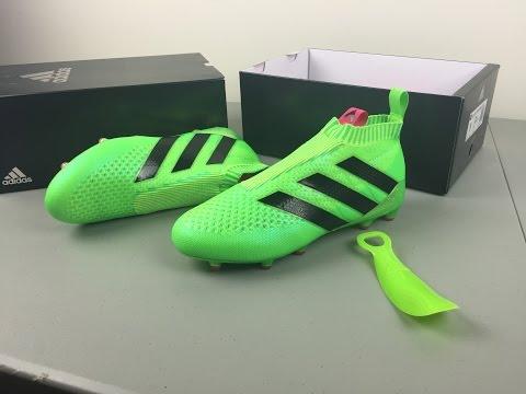 Unboxing: Adidas Laceless Ace 16+ Purecontrol [4K]