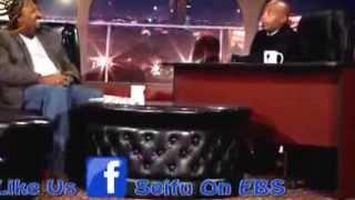 Comedian Shewaferaw Desalegn On Seifu Show - Seifu Begejera