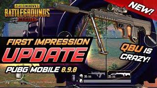 NEW GUN & SETTINGS TO SPOT ENEMIES EASY! PUBG Mobile Update