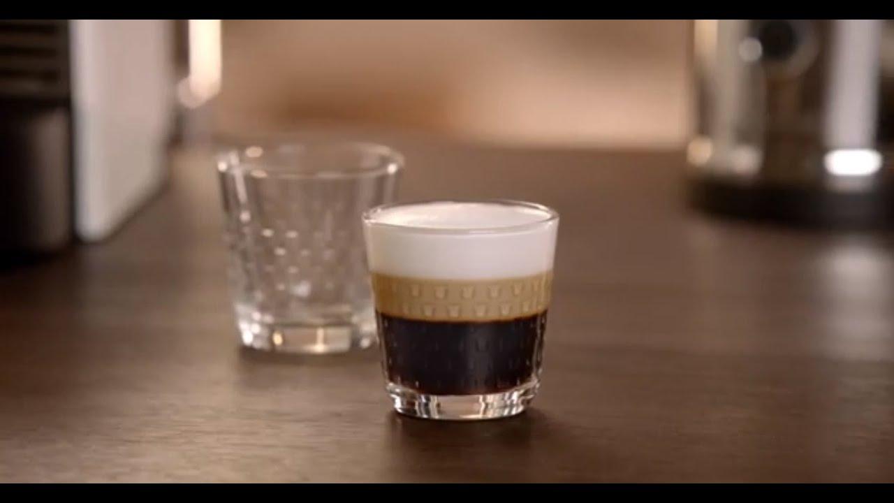 barista how to genuine macchiato with u nespresso. Black Bedroom Furniture Sets. Home Design Ideas