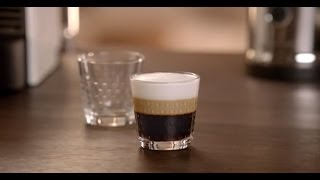 Barista How To   Genuine Macchiato with U   Nespresso
