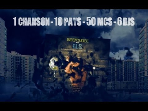 BEEYOUDEE - ILS/THEY - 50 MCS/6 DJS - Feat GOD Pt III, Ruste Juxx, Junior Makhno, Webster, Radi etc