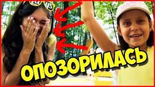 МЕНЯ ОБЫГРАЛА МАЛЕНЬКАЯ ДЕВОЧКА| 5 Крутых Развлечений В Парке| HelloPolly