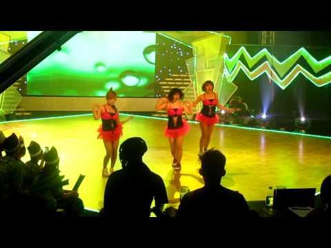 Street Dance Tuần 1 Vũ điệu xanh 2011