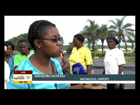 Malamulele calm after rampage