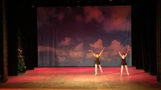 Бизе Щедрин  Табачницы из балета Кармен сюита  Подольхова Телепина  Отчетный  Декабрь 2017