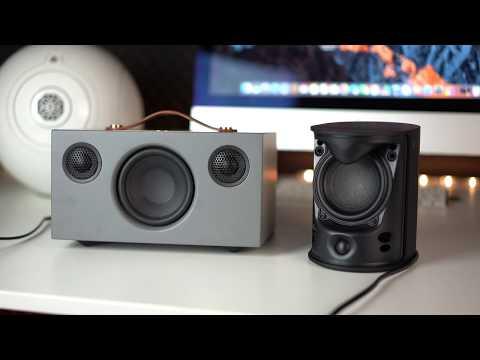 B&O M3 vs Audio Pro T5/C5 - Sound comparison...