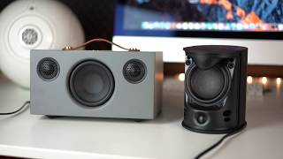 B&O M3 vs Audio Pro T5/C5 - Sound comparison...